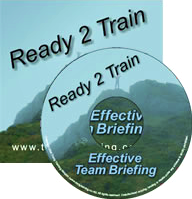 Ready2Train CD-ROM Cover